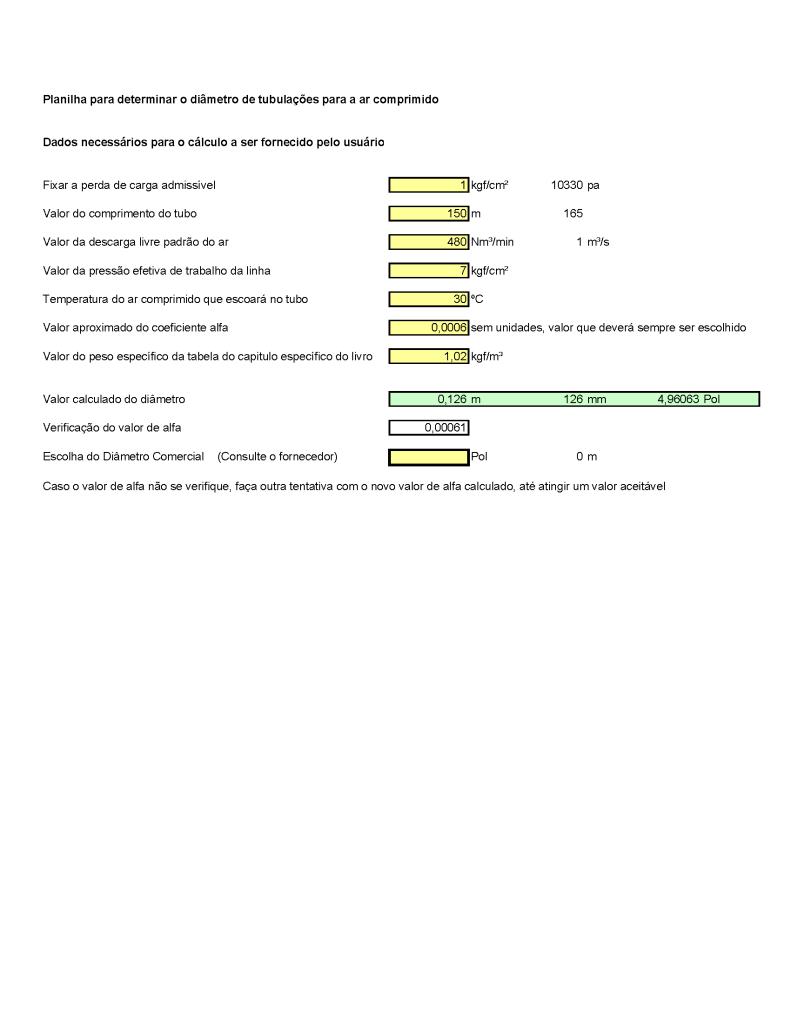12 Tubulacao diametro para ar comprimido Page 2
