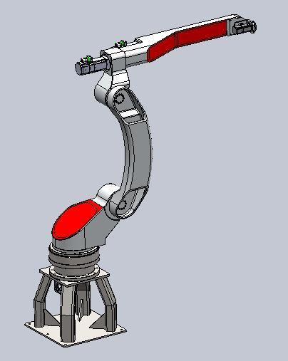 371 robô 6 eixos