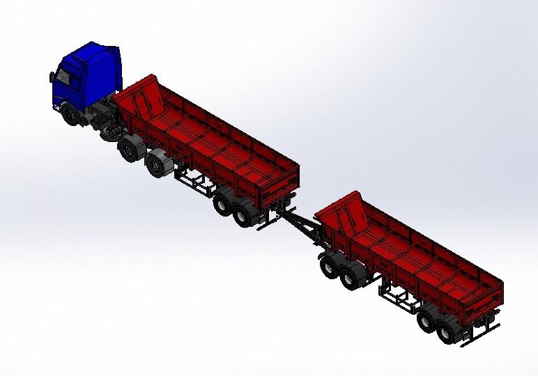 Projeto completo rodotrem basculante 9 eixos 001