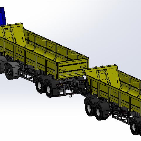 Projeto completo rodotrem basculante 9 eixos 002