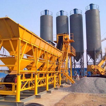 projeto mecanico completo central agregados usina de concreto 2