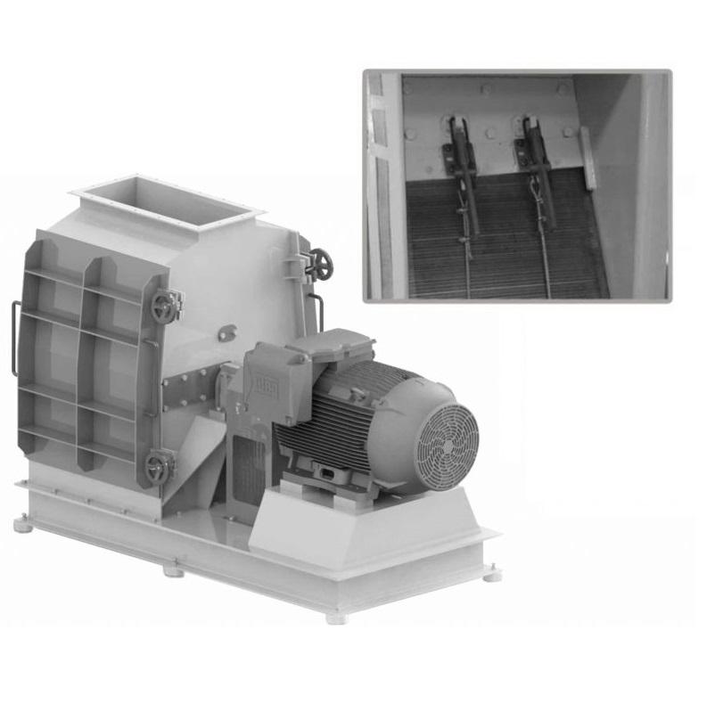 Projeto mecanico completo de Moinho de Martelos Fabricadoprojeto x