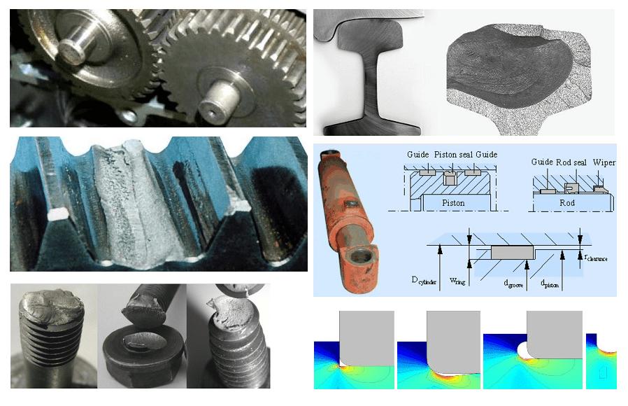 engenharia avançada vida util elementos de maquina