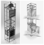 Projeto Solicitado – Elevador Monta carga Cap 60Kg para Restaurante  |Finaliza Dia 10 fev 20|