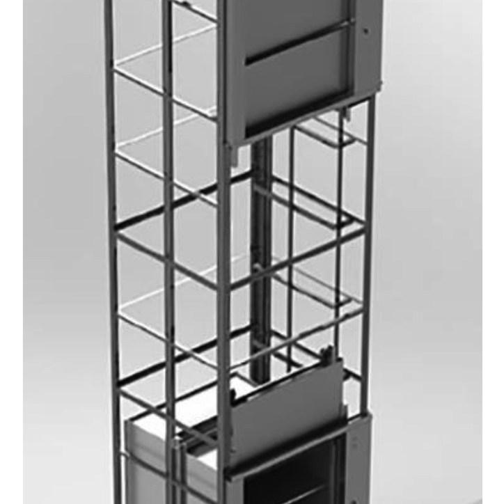 projeto completo elevador monta carga para restaurante fabricadoprojeto2