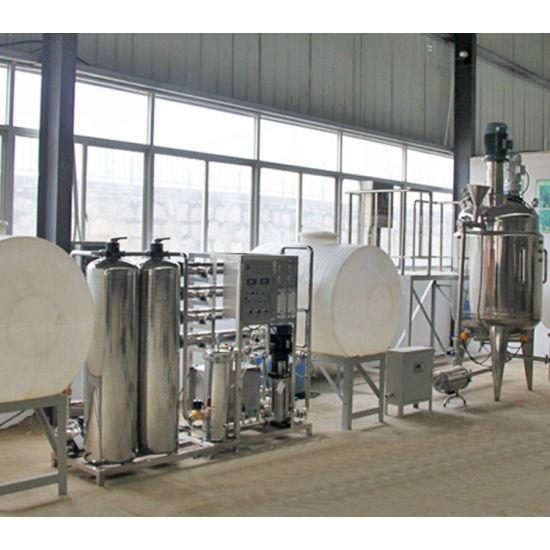 Projeto completo fabrica de produtos de limpeza fabricadoprojeto