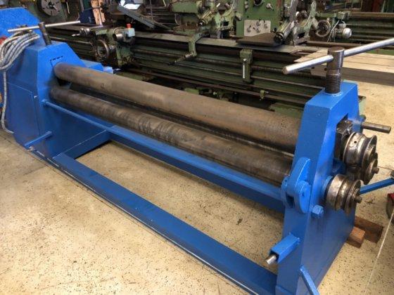 fornecimento de projeto mecanico calandra de rolos chapas fabricadoprojeto