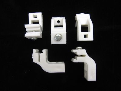 Swish Sologlyde Curtain Track Brackets