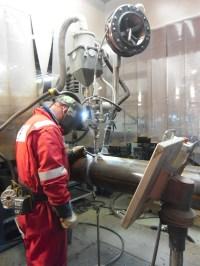 | Pipeline Welding & Fabrication