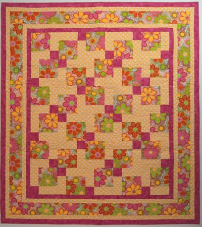 3 yard quilt for