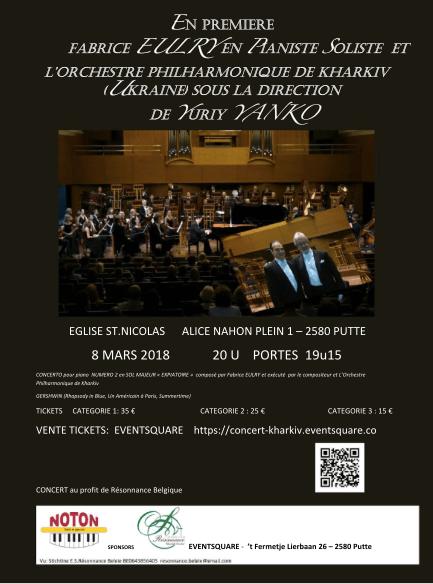 affiche Putte philharmonique