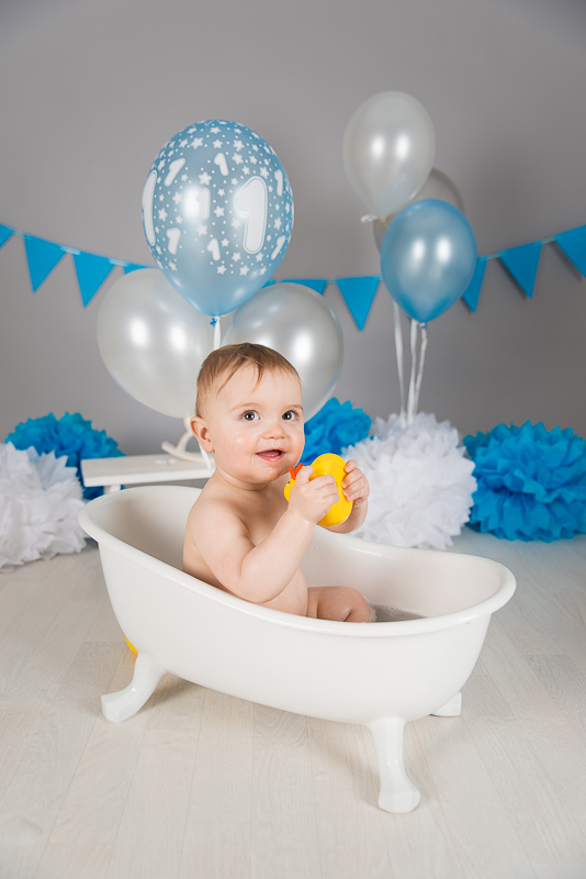photographe bébé en studio