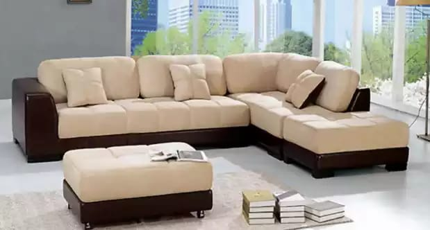 How to choose the fabric or leather for your sofa