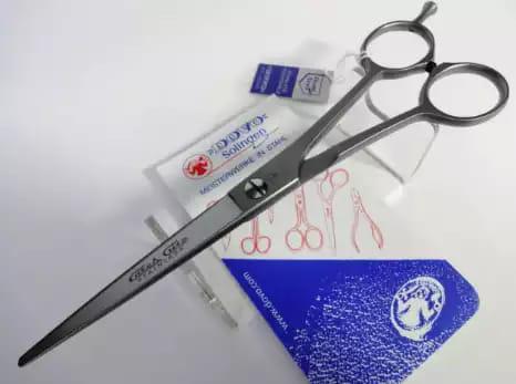 The three essentials scissors