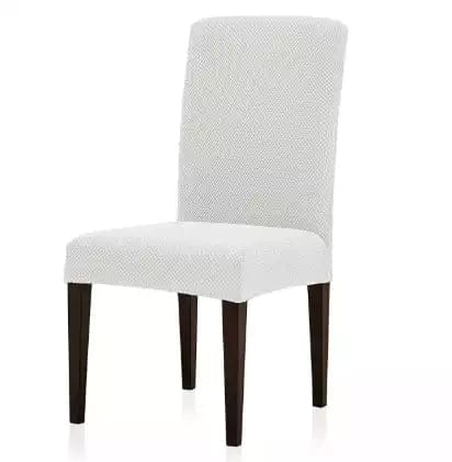 Subrtex Stretch Dining Room Chair Fabric Slipcovers