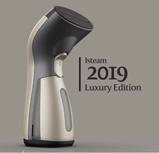 Isteam Luxury edition clothes steamer