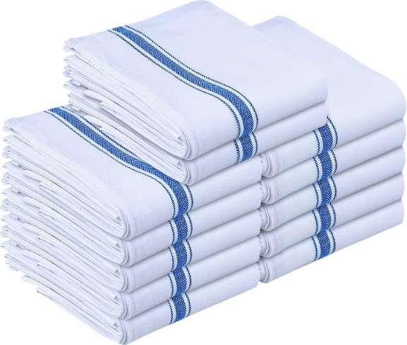Utopia kitchen towels, 12 pieces