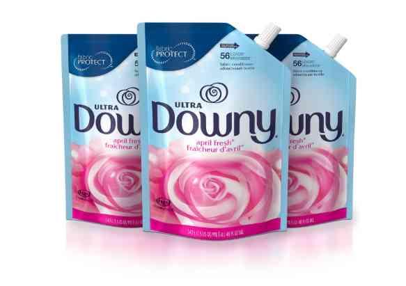 Downy Ultra April Fresh Liquid Fabric Softener