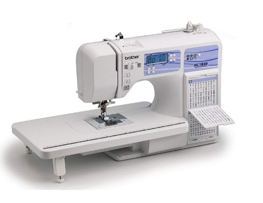 Brother HC1850 Computerized Sewing Machine