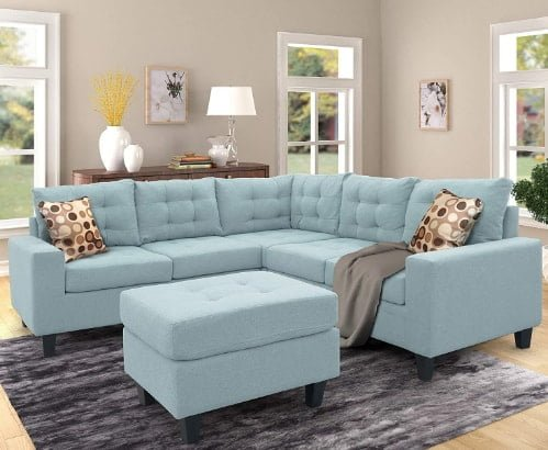 cheap sectional sofas under 500 dollars