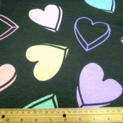 Hot Shot Hearts T-Shirting Patterned