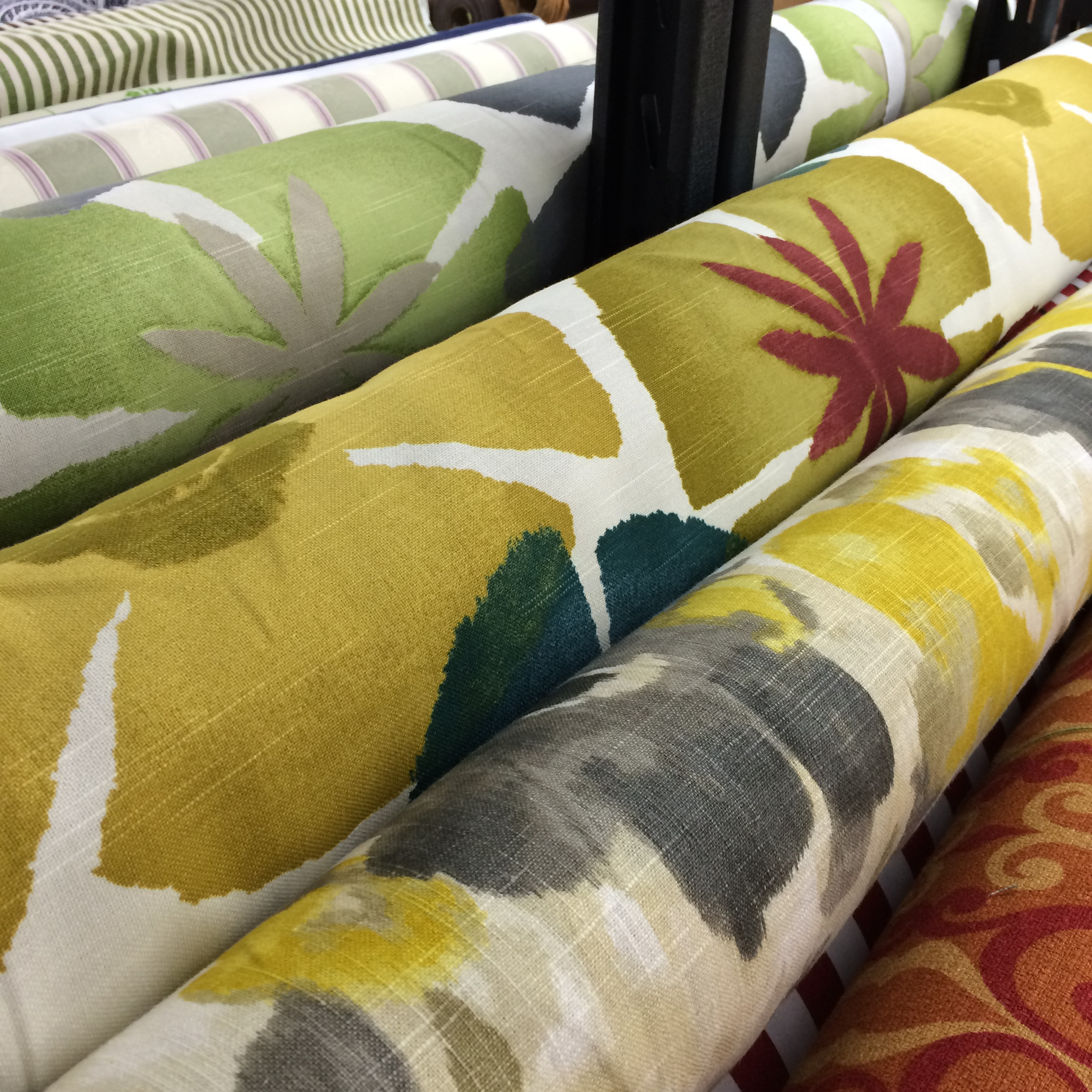New Robert Allen Upholstery Prints Fabric Outlet Sf