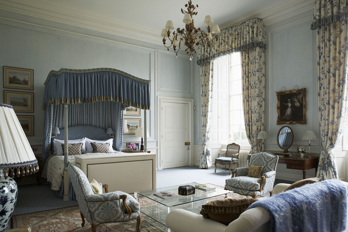 English Country Bedroom Ideas Interior Design At F P Interiors