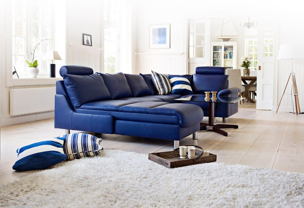 Blue Living Room Chairs