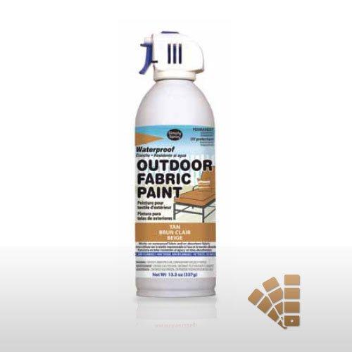 Tan Waterproofing Fabric Spray Paint  Quick  Effective