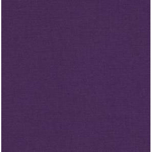 Dyed Solid Purple Cotton Duck Home Decor Fabric Fabric Traders