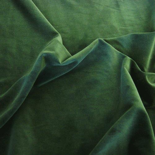 Cotton Velvet  Fabric UK
