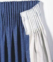 Curtain Header Tape Fabric UK