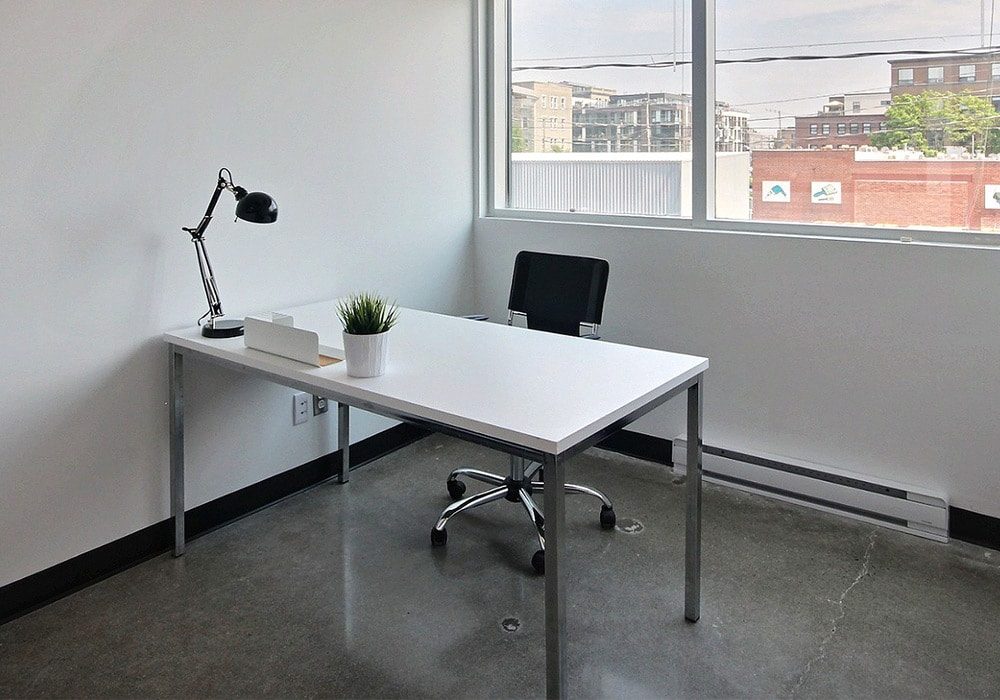 closed office for 1