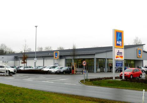 FABRINO Amitol Waschbeton Aldi Fassade Supermarkt 7