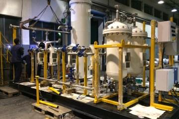 Process Pipe Fabrications