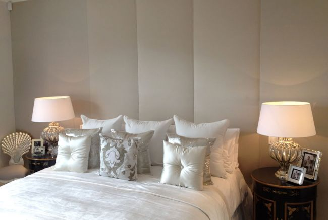 Upholstered Walls  FabriTrak UK
