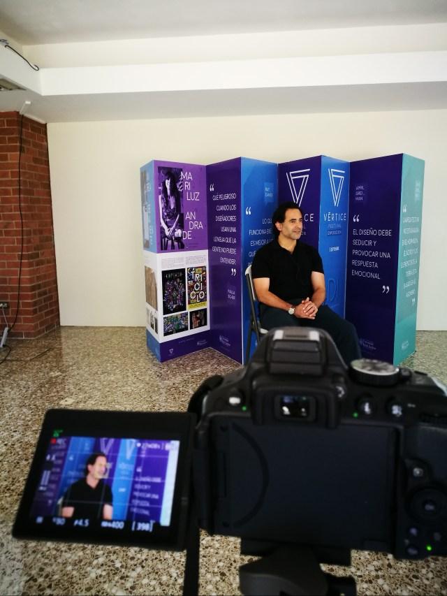 Fabrizio Constanza at URL Vertice