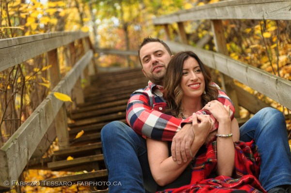Andrew and Kirsten Edmonton Engagement Photos