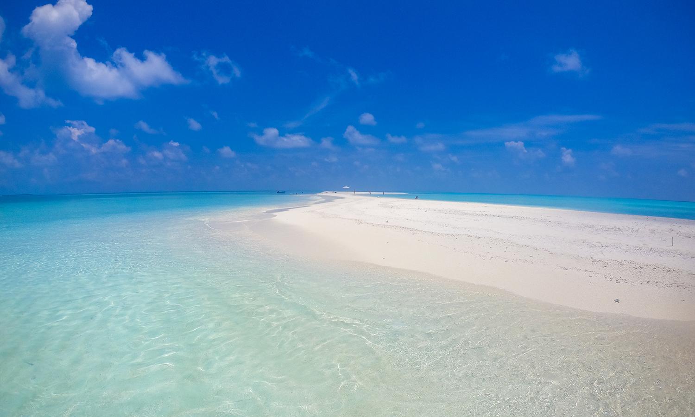 Atoll Maldive