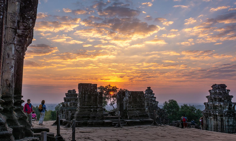 Cambogia, Angkor Wat