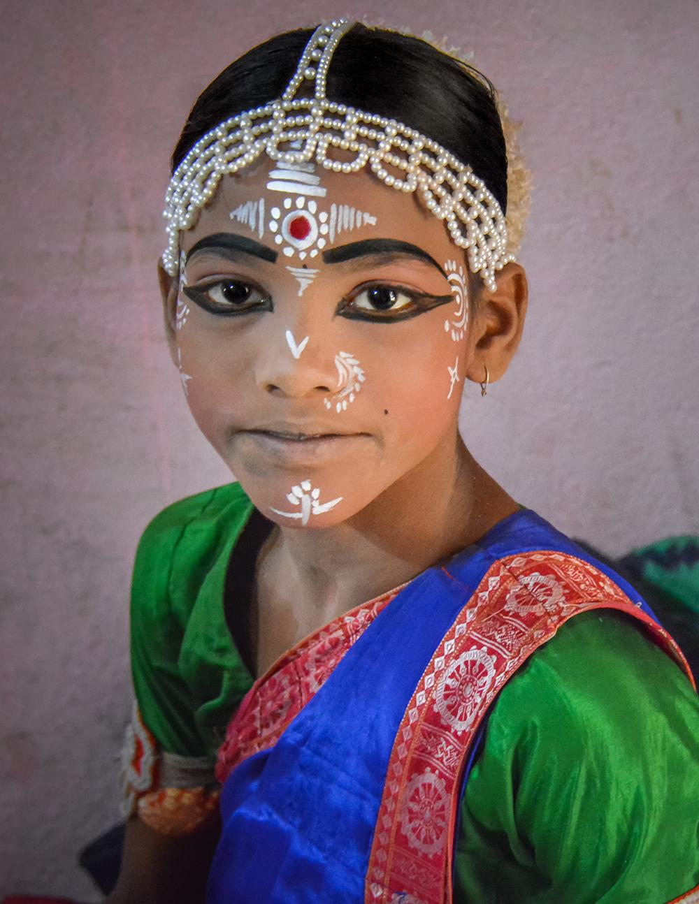 Raghurajpur, la danza Gotipua