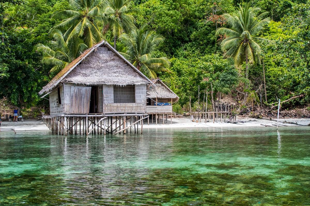 Indonesia, Homestay a Raja Ampat