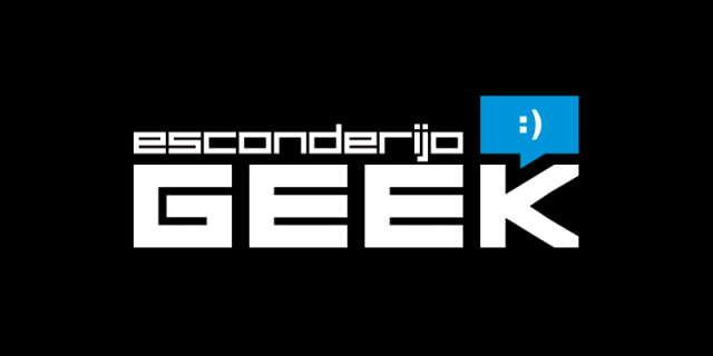 Esconderijo Geek | Logotipo