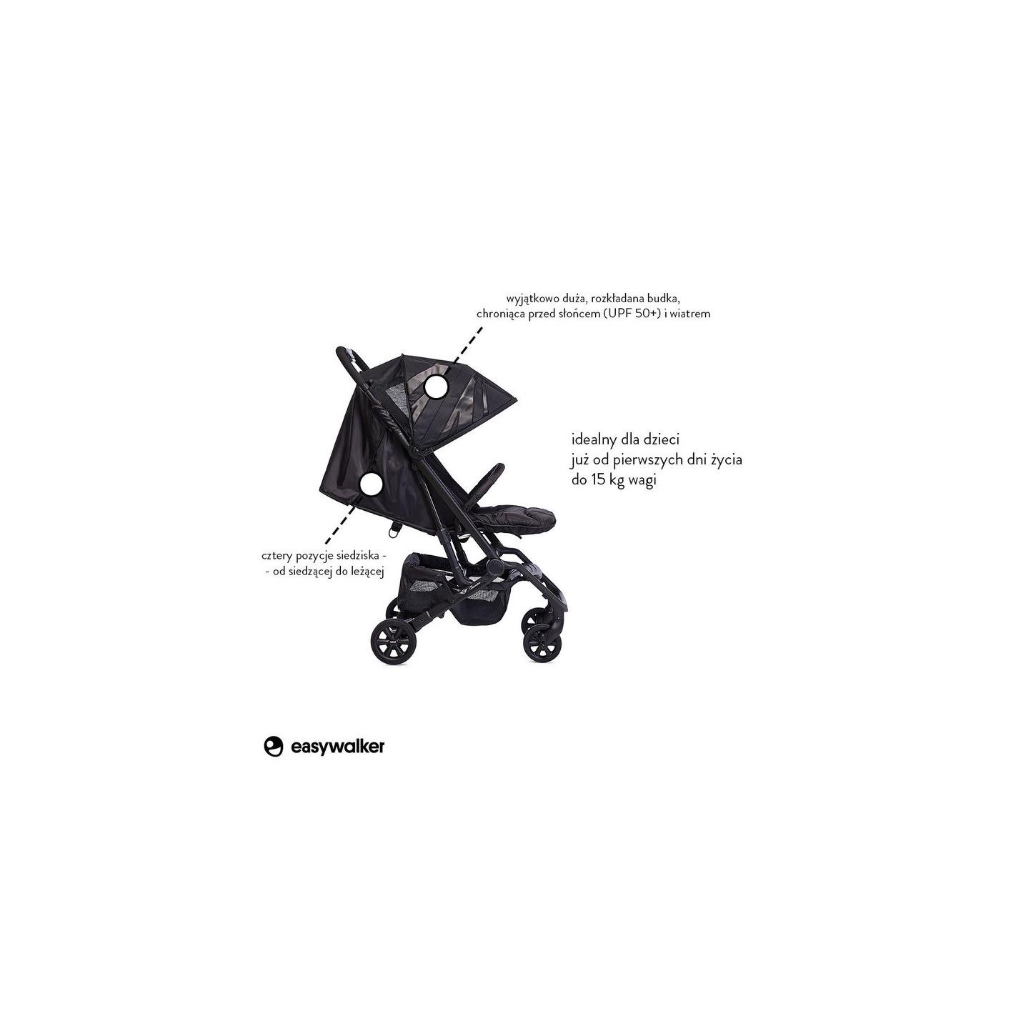 Easywalker Mini By Easywalker Buggy Xs Wozek Spacerowy Z
