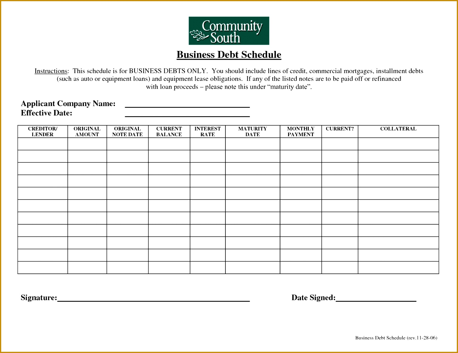 9 Debt Snowball Excel Worksheet Template