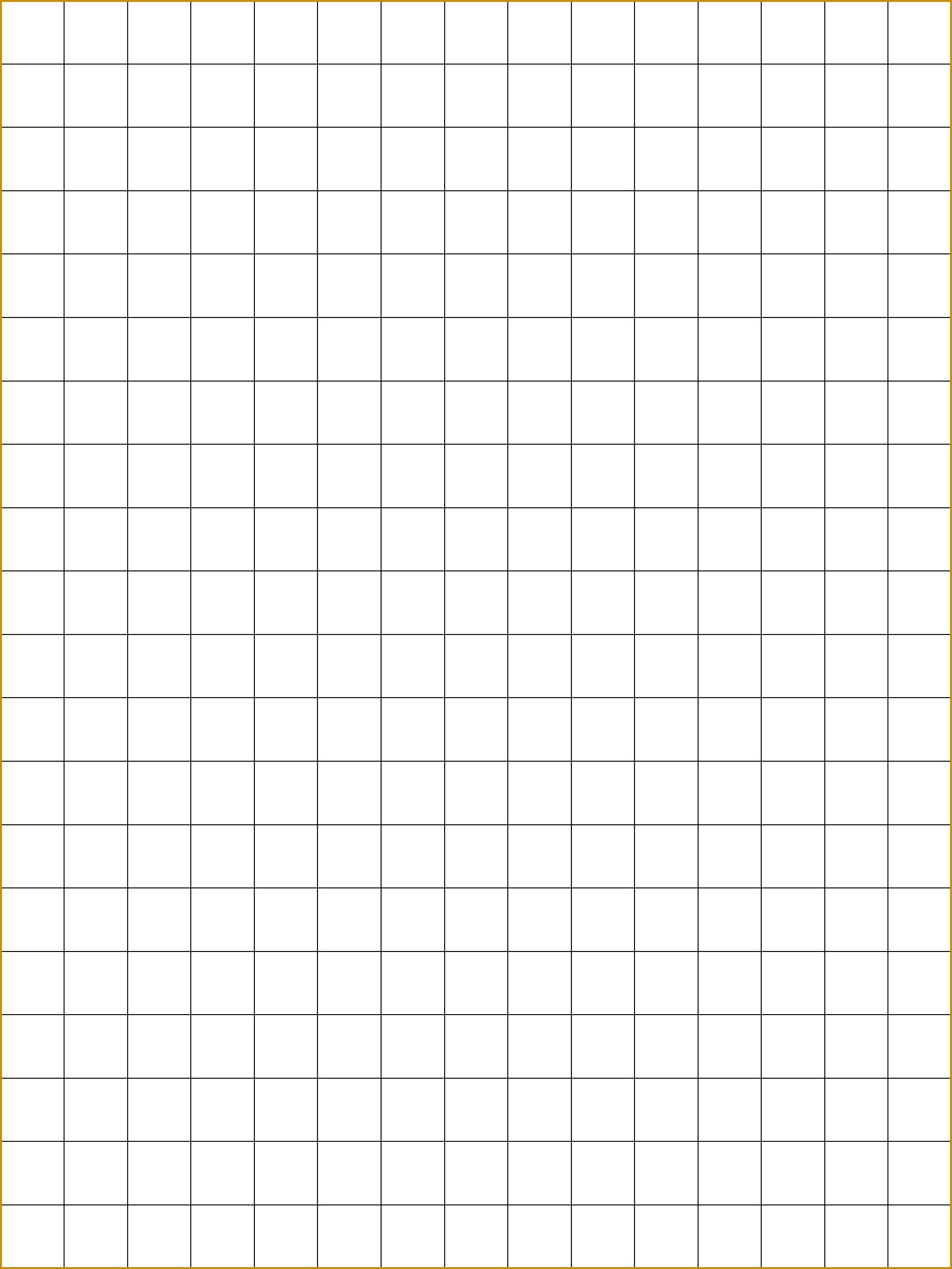 5 Graph Paper Template