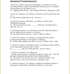 Adjectives Worksheets Grade 7   Printable Worksheets and Activities for  Teachers [ 1534 x 1185 Pixel ]