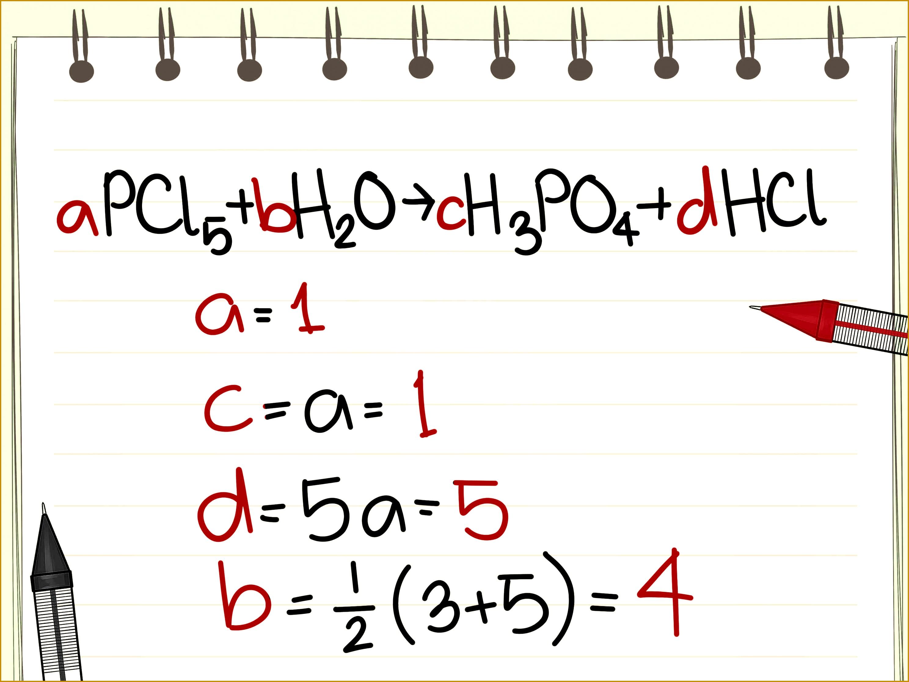 3 Balancing Chemical Equations Worksheet