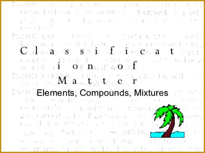 5 Elements Compounds and Mixtures Worksheet Answers