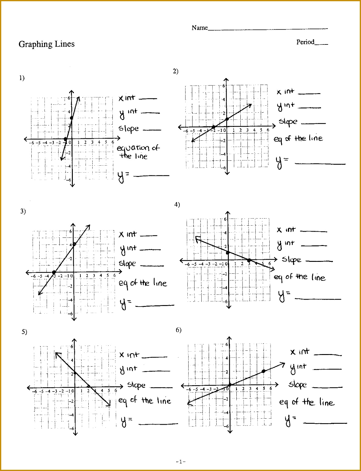 7 Graphing Linear Inequalities Worksheet